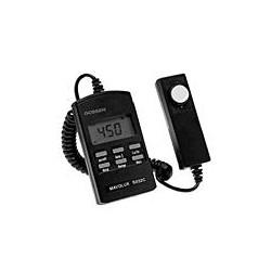 Luxmetru digital portabil profesional MAVOLUX 5032C BASE